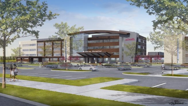 BSA LifeStructures | Ground Breaking of UCHealth Greeley