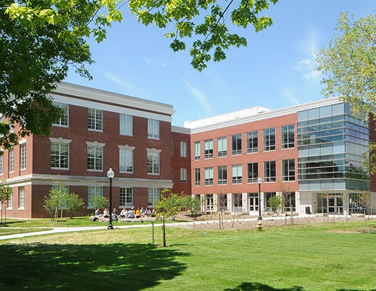 Renovation can turn older university buildings into high-performing labs